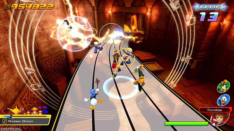 Kingdom Hearts Melody of Memory  PS4 дополнительное изображение 3