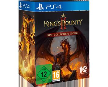 Kings Bounty II Королевское издание (Русская версия)(PS4)