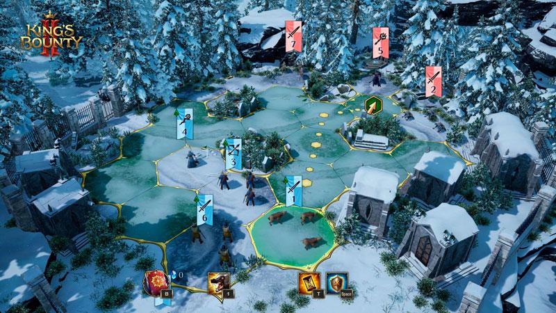 King Bounty 2  II Издание первого дня  PS4  дополнительное изображение 2