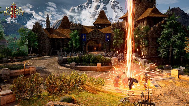 King Bounty 2  II Издание первого дня  PS4  дополнительное изображение 4