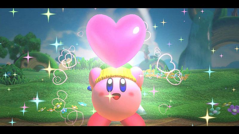 Kirby Star Allies  Nintendo Switch дополнительное изображение 1