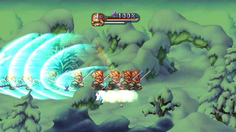Legend of Mana HD Remastered  PS4 дополнительное изображение 2