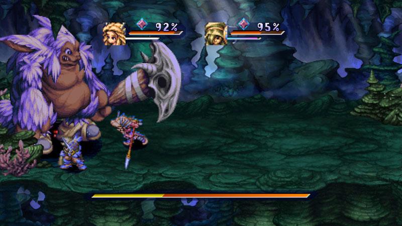 Legend of Mana HD Remastered  PS4 дополнительное изображение 3