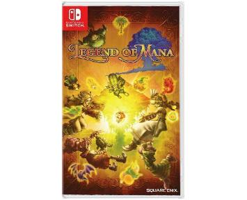 Legend of Mana HD Remastered (Nintendo Switch)