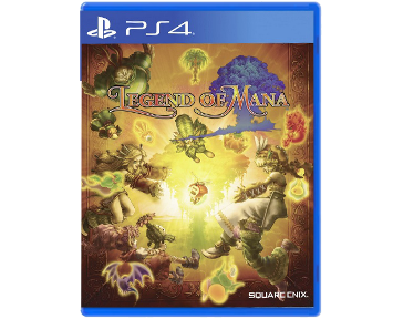 Legend of Mana HD Remastered (PS4)