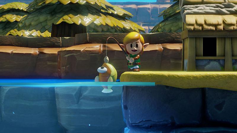 Legend of Zelda Links Awakening Limited Edition  Nintendo Switch дополнительное изображение 3