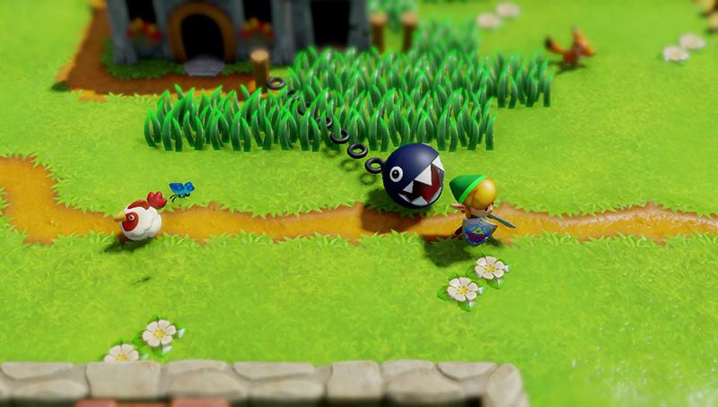 Legend of Zelda Links Awakening Limited Edition  Nintendo Switch дополнительное изображение 4