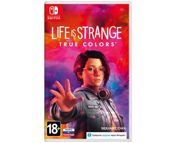Life is Strange: True Colors (Русская версия)(Nintendo Switch) ПРЕДЗАКАЗ!