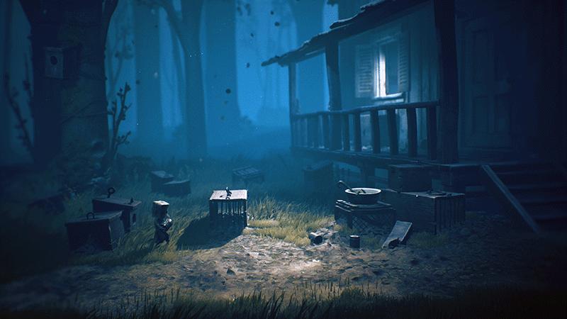 Little Nightmares II Day 1 Edition  PS4 дополнительное изображение 3