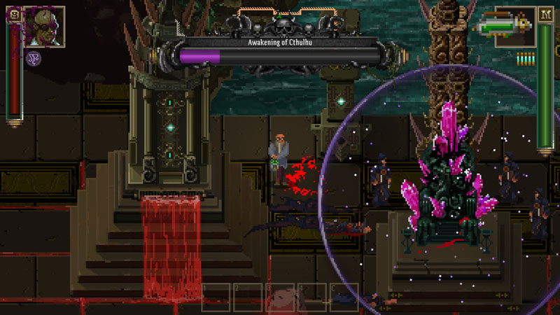 Lovecraft Untold Stories - Collector Edition  Nintendo Switch дополнительное изображение 3