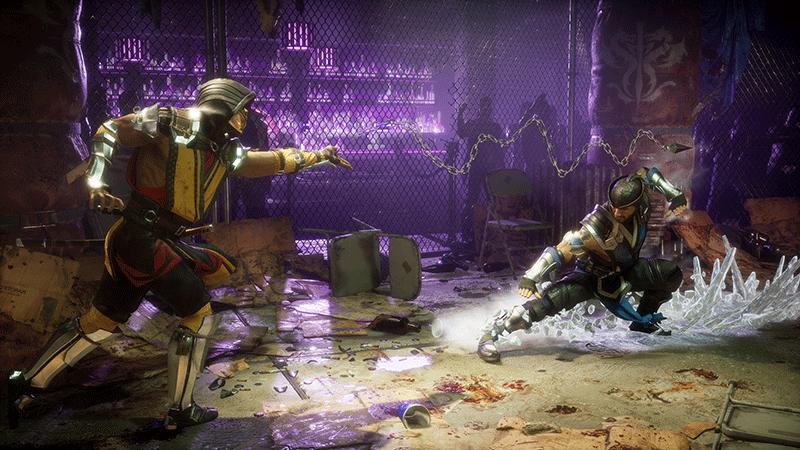 Mortal Kombat 11 Ultimate  PS5 дополнительное изображение 1