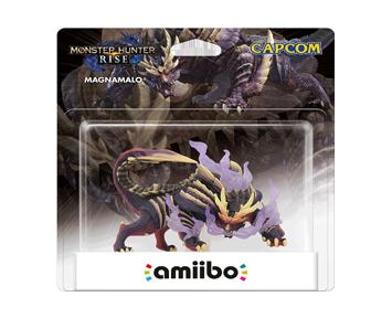 amiibo Magnamalo [коллекция Monster Hunter]