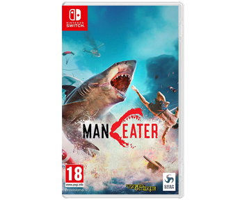 Maneater (Русская версия)(Nintendo Switch)