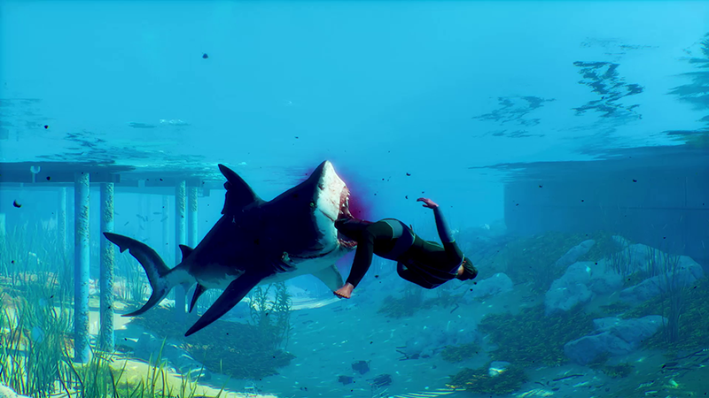 Maneater Day One Edition  Xbox One дополнительное изображение 2