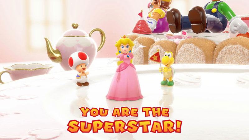 Mario Party Superstars  Nintendo Switch  дополнительное изображение 1