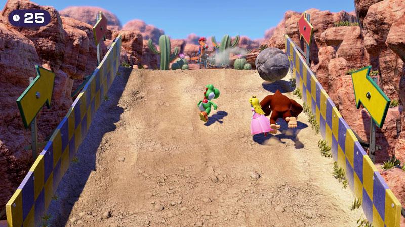 Mario Party Superstars  Nintendo Switch  дополнительное изображение 3