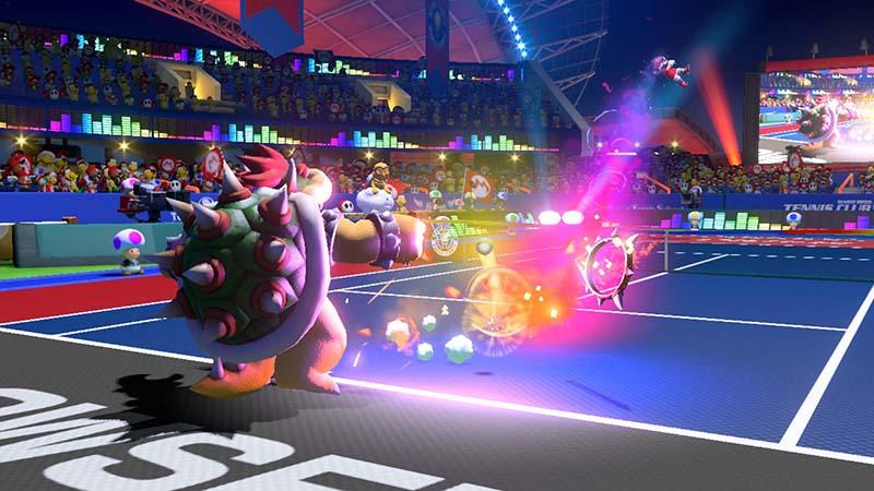 Mario Tennis Aces  Nintendo Switch дополнительное изображение 1
