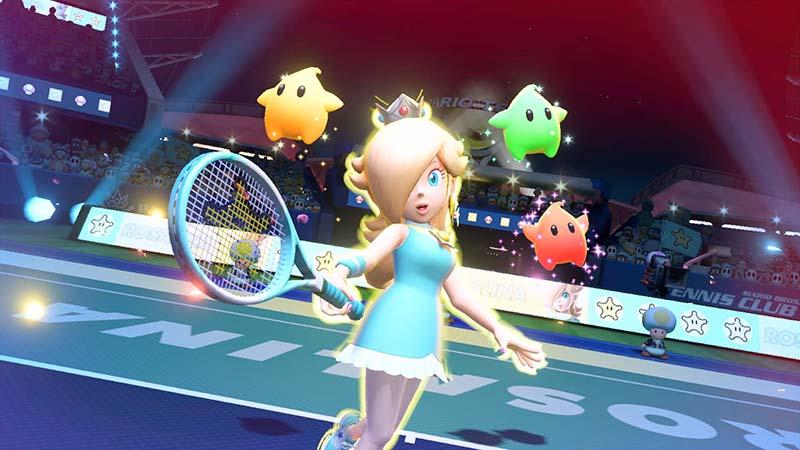 Mario Tennis Aces  Nintendo Switch дополнительное изображение 2