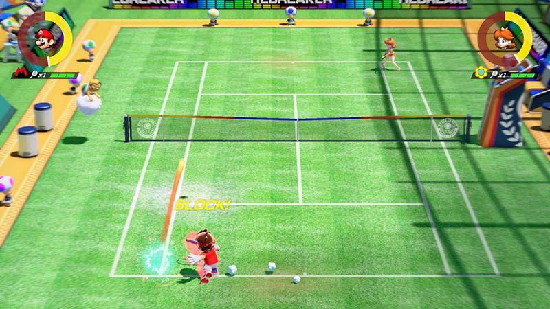 Mario Tennis Aces  Nintendo Switch дополнительное изображение 3
