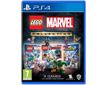 LEGO Marvel Collection (Русская версия)(PS4)