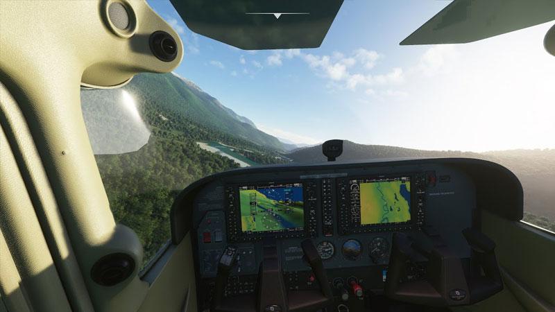 Microsoft Flight Simulator  Xbox Series X дополнительное изображение 2