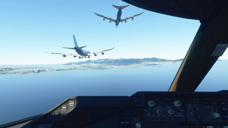 Microsoft Flight Simulator  Xbox Series X дополнительное изображение 3