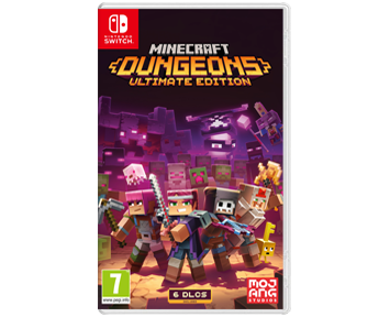 Minecraft Dungeons Ultimate Edition (Русская версия)(Nintendo Switch) ПРЕДЗАКАЗ!