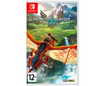 Monster Hunter Stories 2 <br>II Wings of Ruin <br>Nintendo Switch