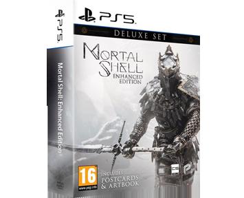 Mortal Shell: Enhanced Edition Deluxe Set (Русская версия)(PS5)