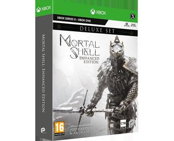 Mortal Shell: Enhanced Edition Deluxe Set (Русская версия)(Xbox One/Series X)