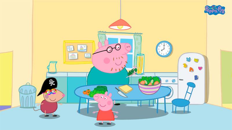 Моя подружка Свинка Пеппа  Peppa Pig Xbox One/Series X  дополнительное изображение 1