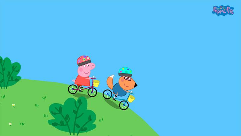 Моя подружка Свинка Пеппа  Peppa Pig Xbox One/Series X  дополнительное изображение 2