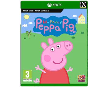 Моя подружка Свинка Пеппа (Peppa Pig)(Русская версия)(Xbox One/Series X) ПРЕДЗАКАЗ!