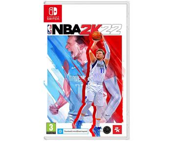 NBA 2K22 (Nintenso Switch)