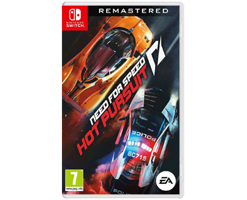 Need for Speed Hot Pursuit Remastered (Русская версия)(Nintendo Switch)