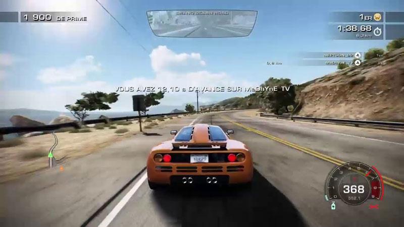 Need for Speed Hot Pursuit Remastered  Nintendo Switch дополнительное изображение 3