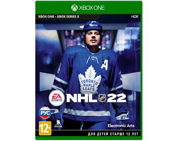 NHL 22 (Русская версия)(Xbox One) ПРЕДЗАКАЗ!