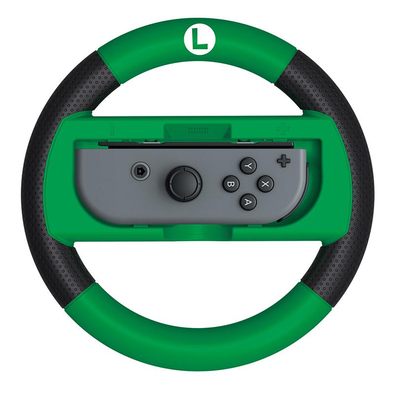 Руль Hori Luigi  Nintendo Swith дополнительное изображение 1