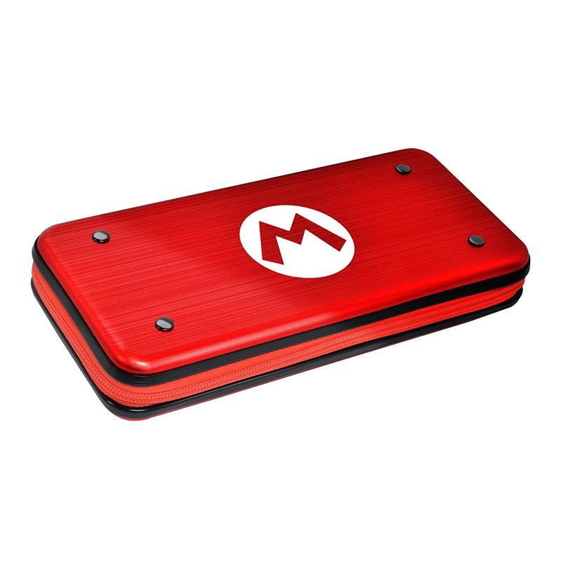 Защитный алюминиевый чехол Hori Mario  Nintendo Switch дополнительное изображение 1