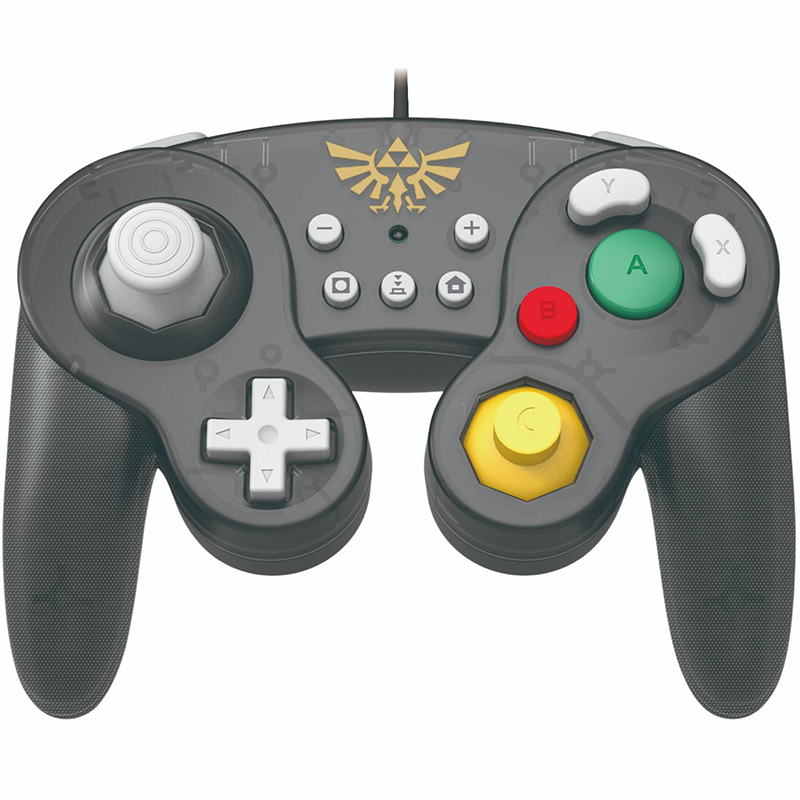 Геймпад Hori Battle Pad Zelda  Nintendo Switch дополнительное изображение 1
