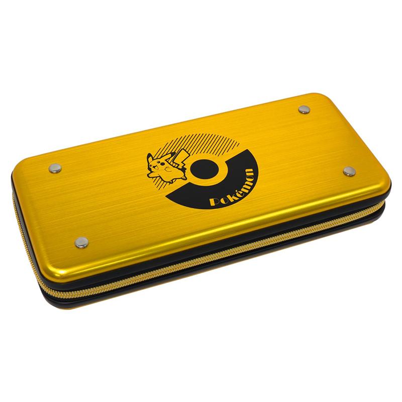 Защитный алюминиевый чехол Hori Pikachu  Nintendo Switch дополнительное изображение 1