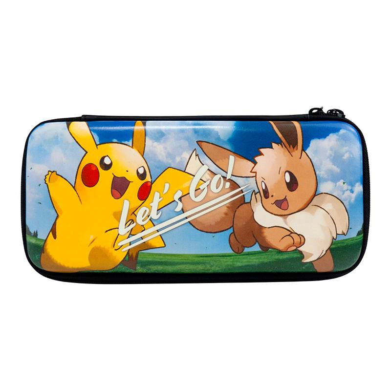 Защитный чехол Hori LET'S GO!  Nintendo Switch дополнительное изображение 1