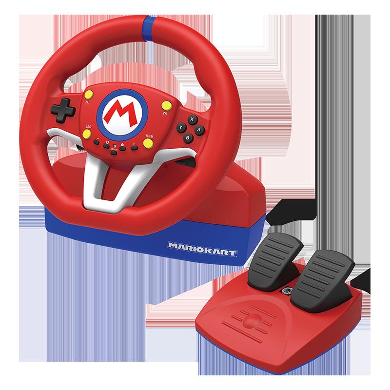 Руль Hori Mario Kart racing wheel pro  Nintendo Switch дополнительное изображение 1