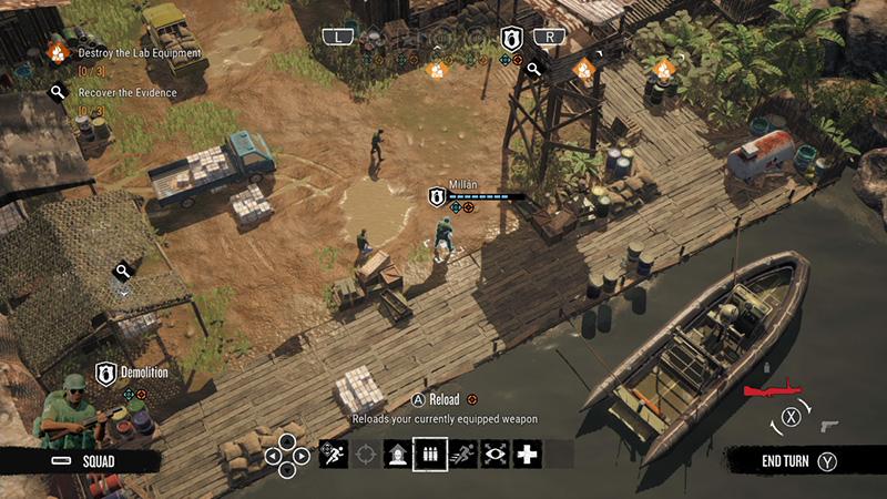 Narcos Rise of The Cartels  Xbox One/Series X дополнительное изображение 1