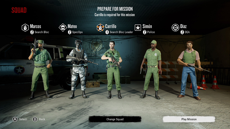 Narcos Rise of The Cartels  Xbox One/Series X дополнительное изображение 3