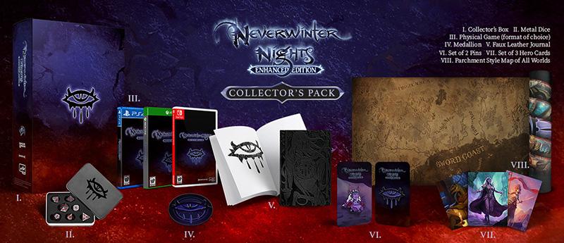 Neverwinter Nights Enhanced Edition Collectors Edition  Xbox One дополнительное изображение 1