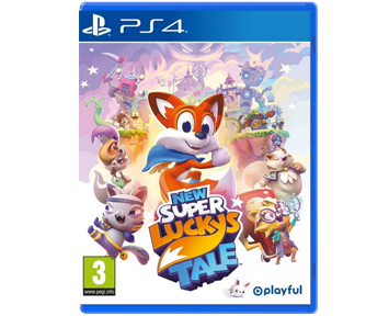 New Super Luckys Tale (PS4)