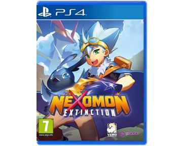 Nexomon: Extinction (Русская версия)(PS4)