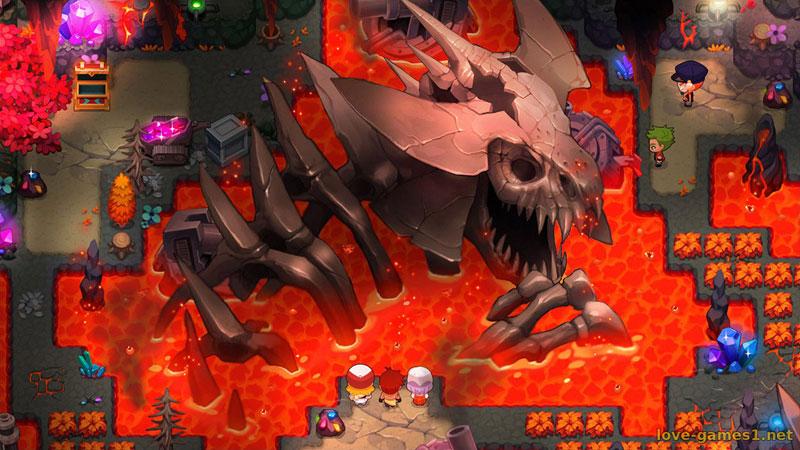 Nexomon Extinction  Nintendo Switch дополнительное изображение 1