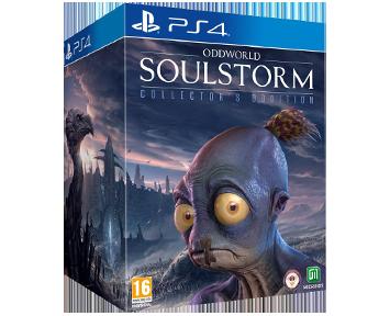 Oddworld: Soulstorm Collector's Edition (PS4)(Русская версия) ПРЕДЗАКАЗ!